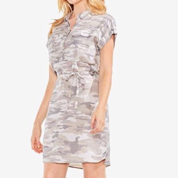 Vince Camuto Dresses & Skirts - NWT Vince Camuto Camo Dress